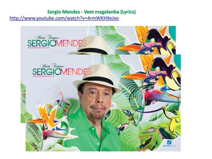 Sergio Mendes - Vem