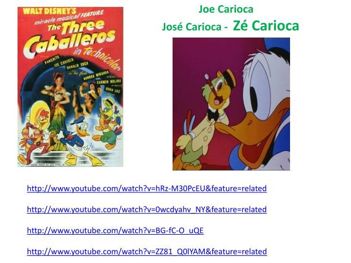 Joe Carioca