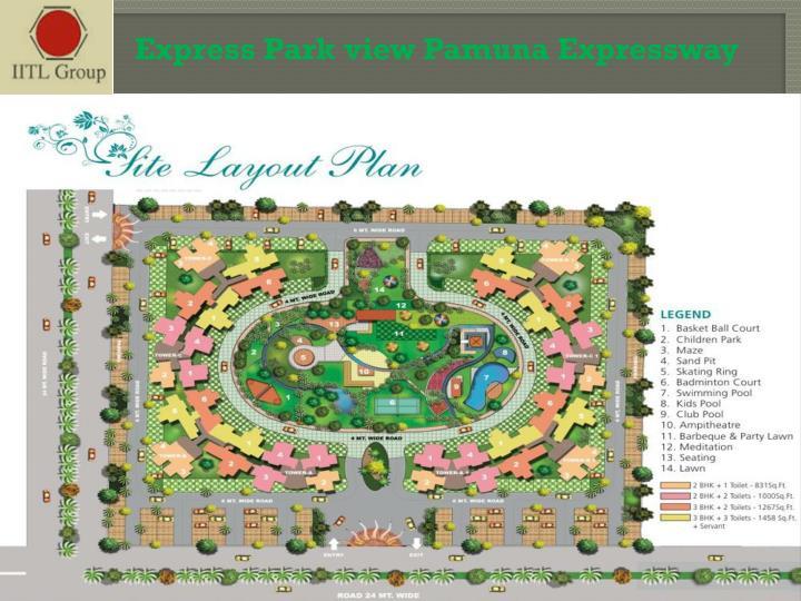 Express Park view Pamuna Expressway