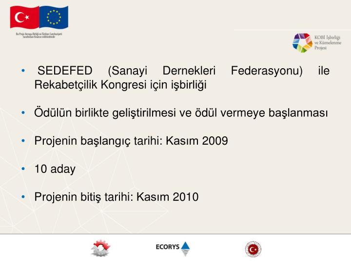 SEDEFED (
