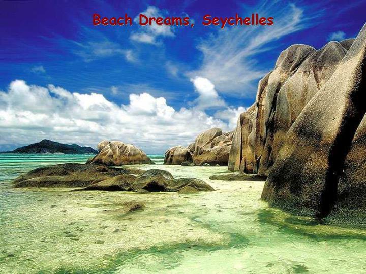 Beach Dreams, Seychelles