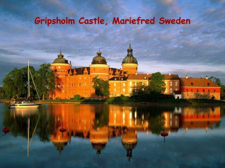 Gripsholm Castle, Mariefred Sweden