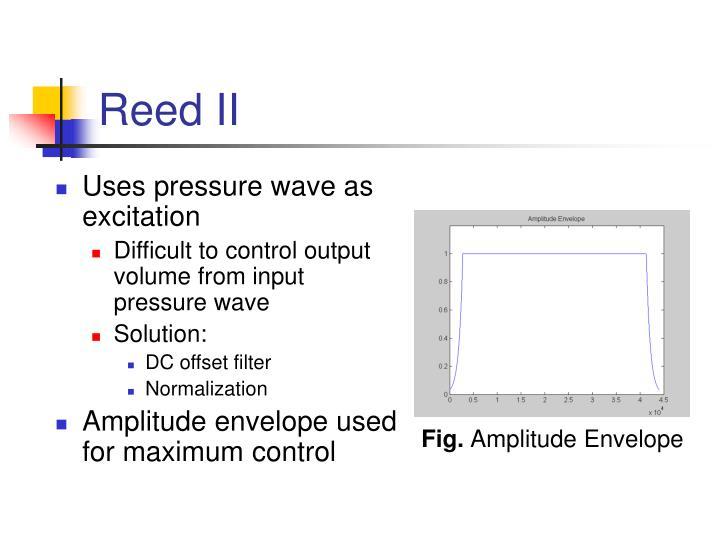 Reed II