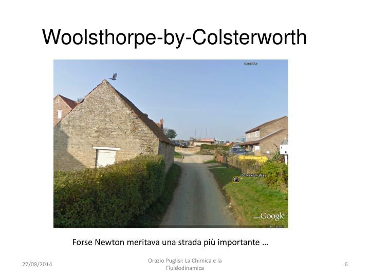 Woolsthorpe-by-Colsterworth