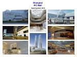 shanghai ifc mall opening date 2010