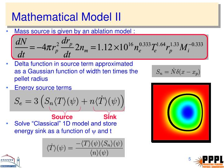 Mathematical Model II