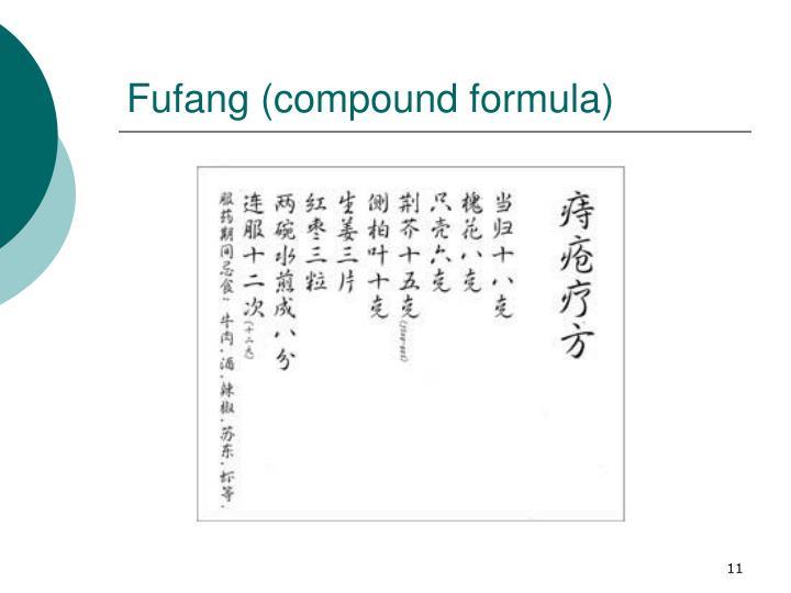 Fufang (compound formula)