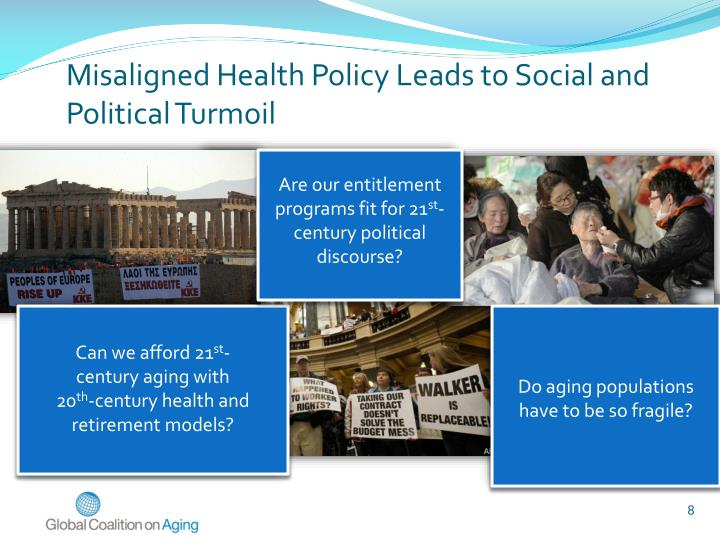 Misaligned Health Policy Leads to Social and Political Turmoil