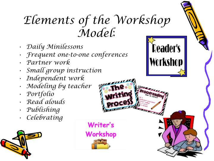 Elements of the Workshop Model