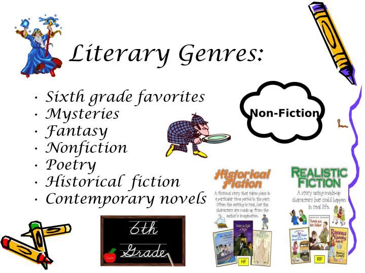 Literary Genres: