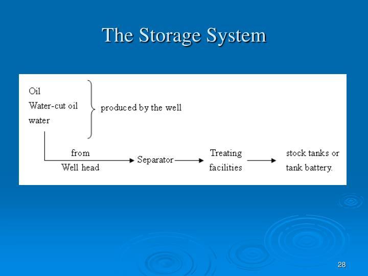The Storage System