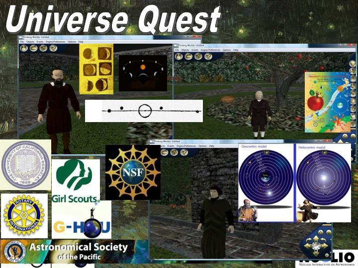 Universe Quest