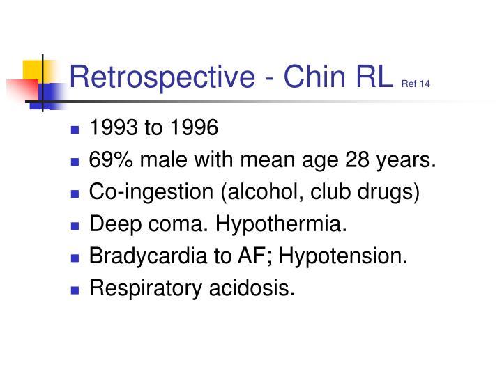 Retrospective - Chin RL