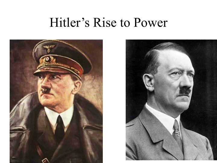 extreme nationalist hitlers rise into power essay