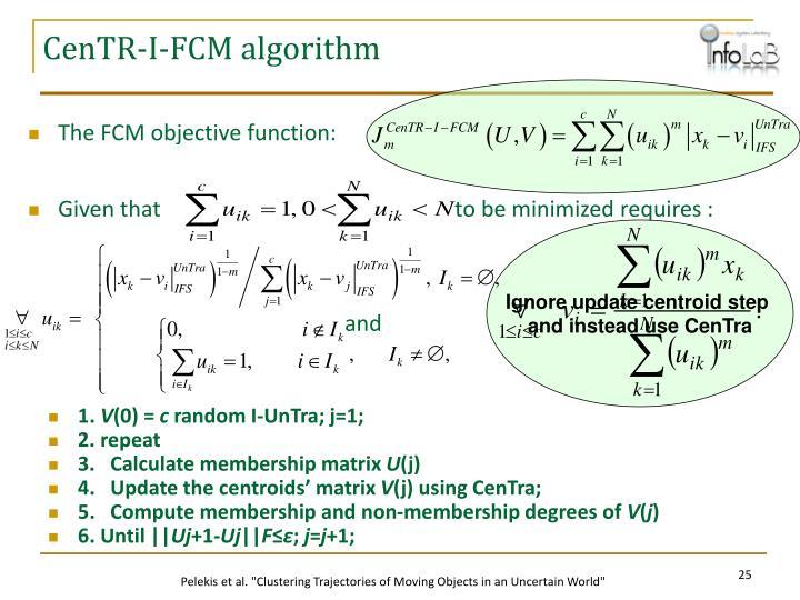 CenTR-I-FCM