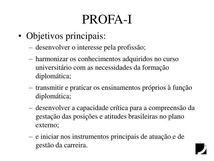PROFA-I