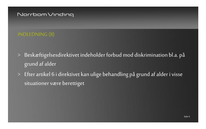 INDledning (II)