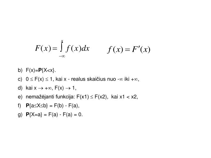 b)F(x)=