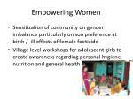 empowering women1