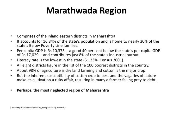 Marathwada Region