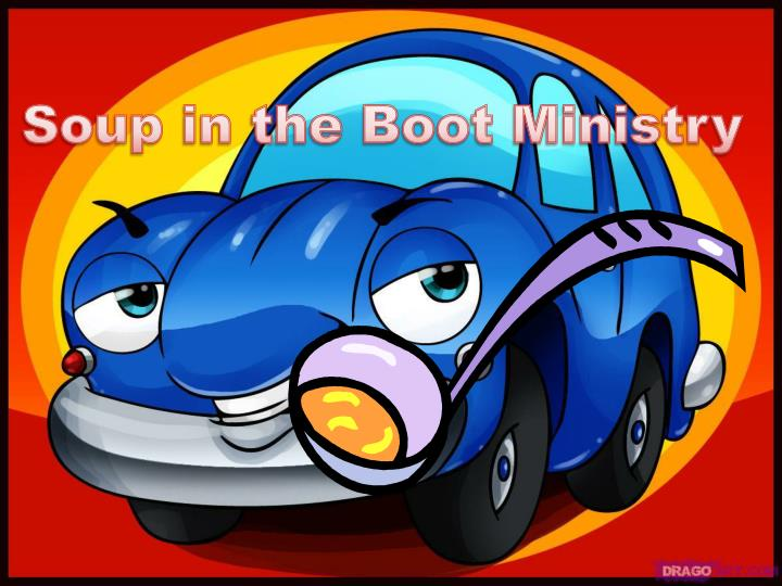 Soup in the Boot Ministry