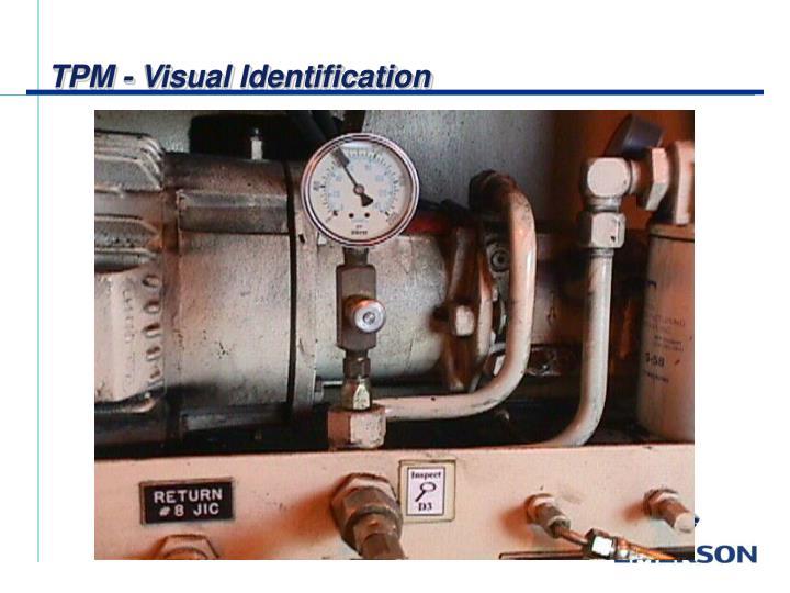 TPM - Visual Identification