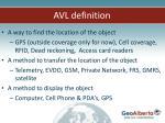 avl definition1
