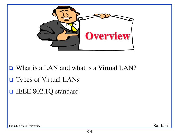 What is a LAN and what is a Virtual LAN?