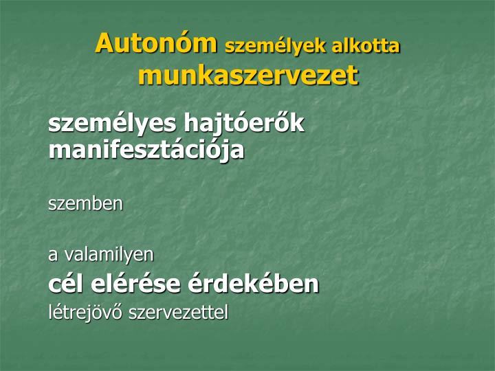 Autonóm