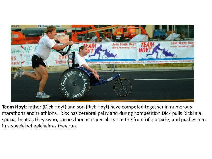 Team Hoyt: