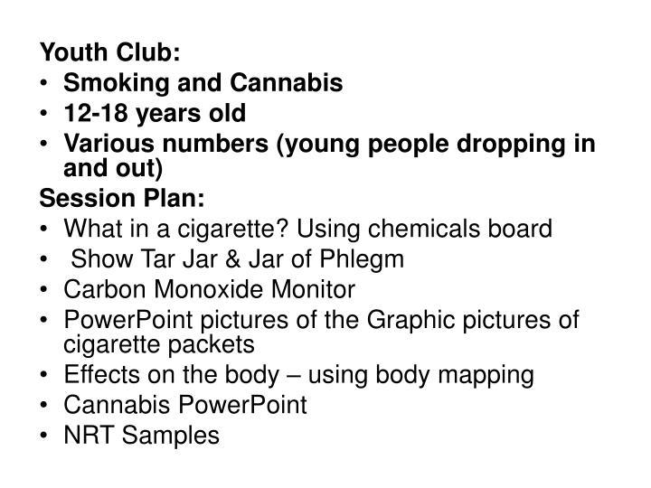 Youth Club: