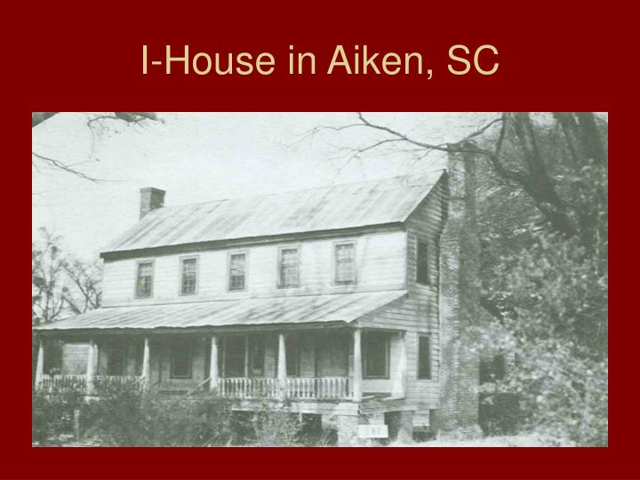I-House in Aiken, SC