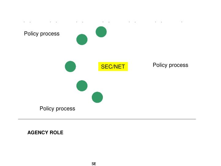 Policy process