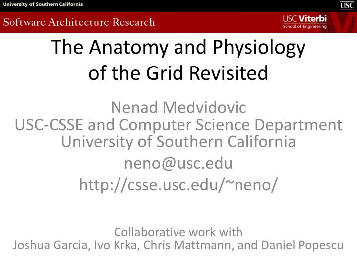 The anatomy and physiology of the grid revisited