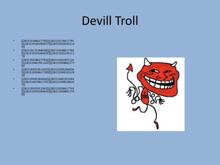 Devill