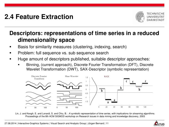 2.4 Feature Extraction
