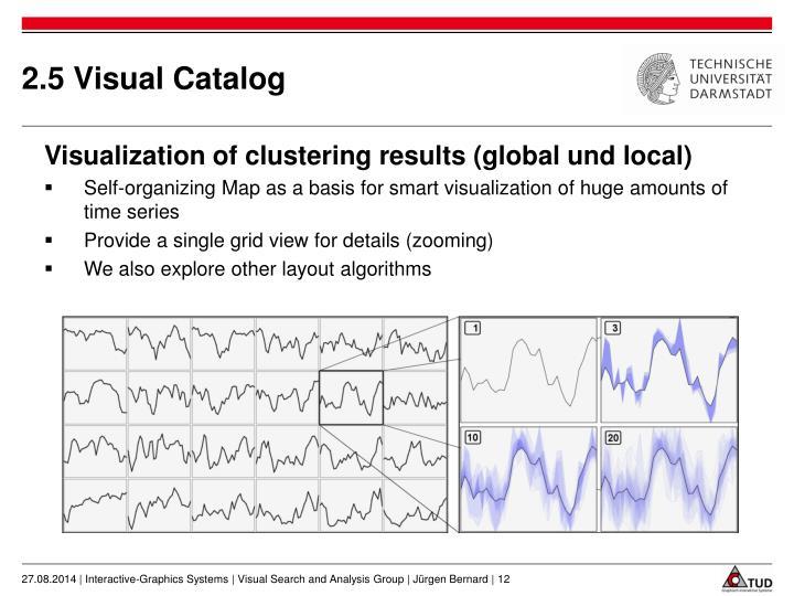 2.5 Visual Catalog