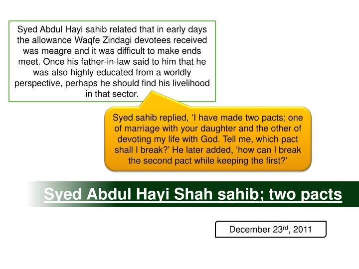 Syed Abdul