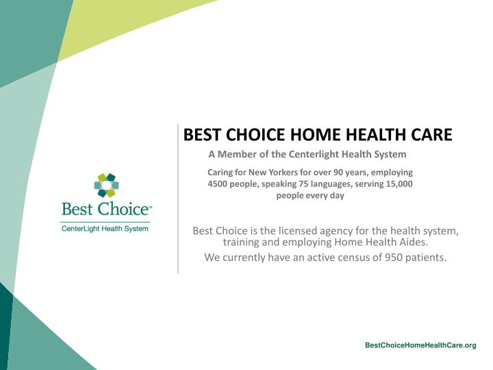 Best option healthcare empleos