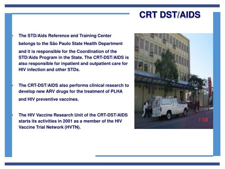CRT DST/AIDS