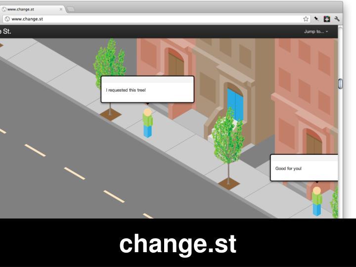 change.st