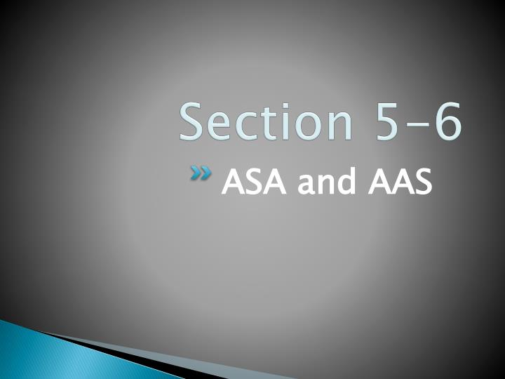 Section 5-6