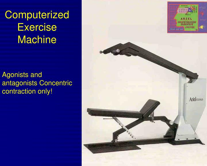 Computerized