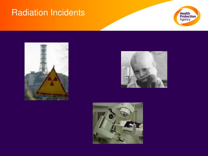 Radiation Incidents