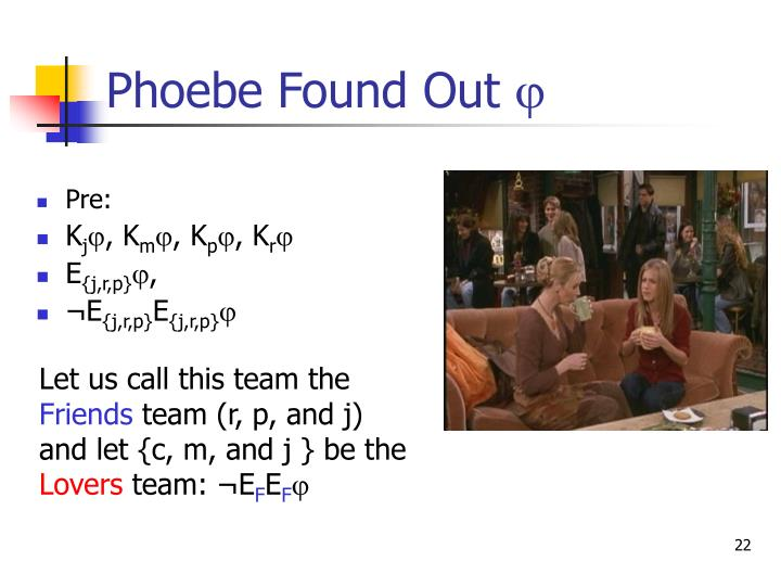 Phoebe Found Out