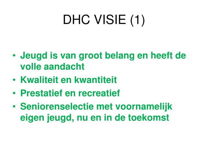 DHC VISIE (1)