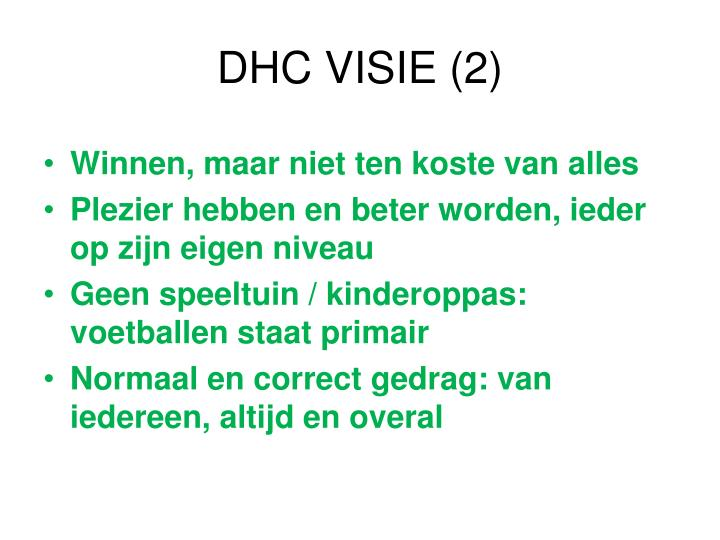 DHC VISIE (2)
