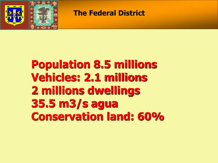 The Federal District