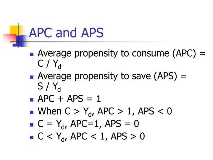 APC and APS