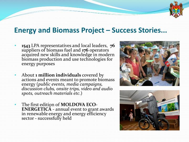Energy and Biomass Project